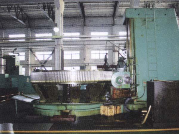 Gold Lun mining machine workshop
