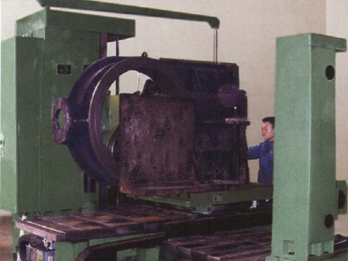 Gold Lun mining machine workshop