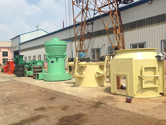 Vertical mill manufacturer